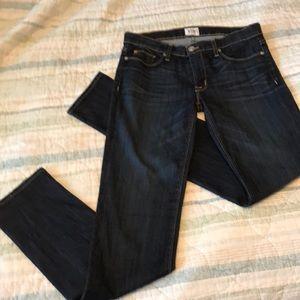 Hudson Colette Midrise Skinny Jeans